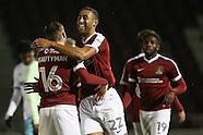 Northampton Town v West Ham United 081116