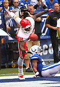 The Indianapolis Colts host the Kansas City Chiefs - Indianapolis, In