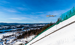 18.03.2018, Vikersundbakken, Vikersund, NOR, FIS Weltcup Ski Sprung, Raw Air, Vikersund, Finale, im Bild Richard Freitag (GER) // Richard Freitag of Germany during the 4th Stage of the Raw Air Series of FIS Ski Jumping World Cup at the Vikersundbakken in Vikersund, Norway on 2018/03/18. EXPA Pictures © 2018, PhotoCredit: EXPA/ JFK