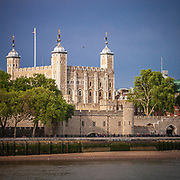 Tower of London, officially Her Majesty's Royal Palace and Fortress of the Tower of London is a wonderful castle founded in 1066 as part of the Norman Conquest and used as royal residence, Royal Mint, Treasury and of course a prison for high profile 'guests'