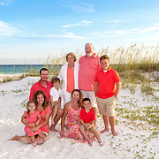 Strickland Family Beach Photos