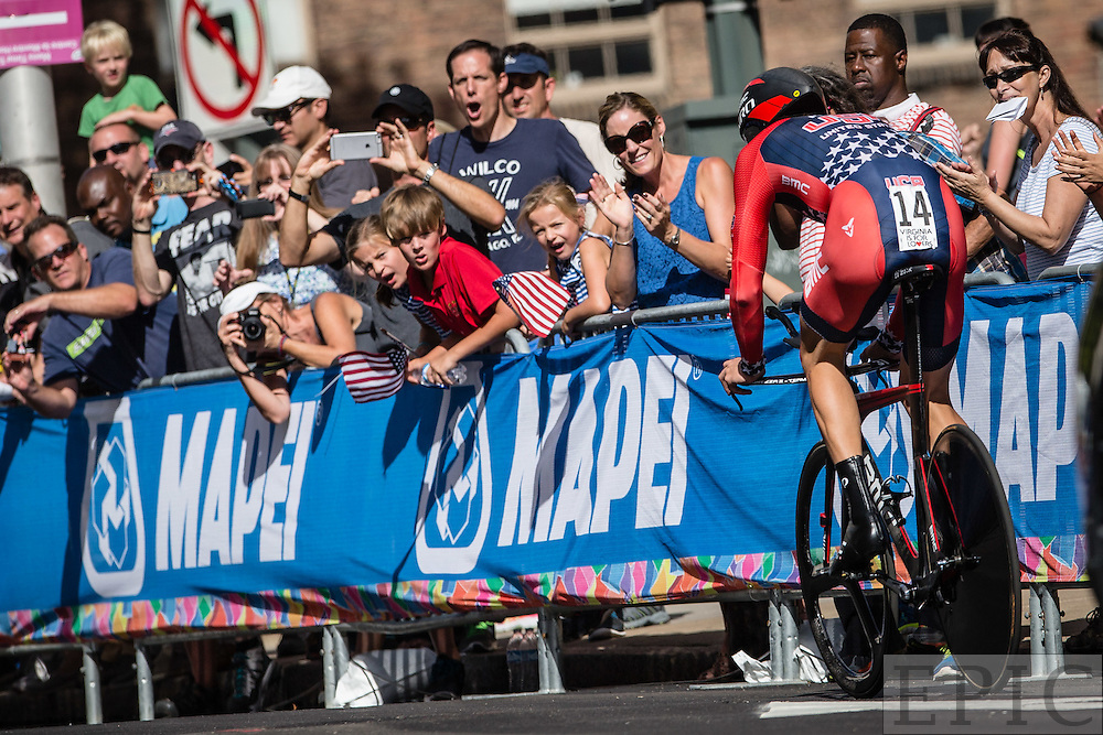 RICHMOND, VIRGINIA - SEPTEMBER 23: UCI Road World Championships on September 23, 2015 in Richmond, Virginia. (Photo by Jonathan Devich/Getty Images) *** LOCAL CAPTION ***