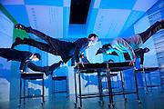 American Psycho <br /> A new musical thriller<br /> Book by Roberto Aguirre-Sacasa; music and lyrics by Duncan Sheik<br /> Based on the novel by Bret Easton Ellis<br /> directed by Rupert Goold<br /> at The Almeida Theatre, London, Great Britain <br /> Press photocall<br /> 10th December 2013 <br /> <br /> <br /> Matt Smith as Patrick Bateman <br /> <br /> <br /> Ben Aldridge<br /> Paul Owen<br /> <br /> <br /> Charlie Anson<br /> Craig McDermott<br /> <br /> Jonathan Bailey<br /> Tim Price<br /> <br /> <br /> Katie Brayben<br /> Courtney Lawrence<br /> <br /> <br /> Cassandra Compton<br /> Jean<br /> <br /> <br /> Holly Dale Spencer<br /> Sabrina<br /> <br /> <br /> Susannah Fielding<br /> Evelyn Williams<br /> <br /> <br /> Simon Gregor<br /> Detective Kimball<br /> <br /> <br /> Holly James<br /> Christine<br /> <br /> <br /> Lucie Jones<br /> Victoria / Hardbody Bartender<br /> <br /> <br /> Tom Kay<br /> Sean Bateman<br /> <br /> Gillian Kirkpatrick<br /> Patrick's Mother / Mrs Wolfe<br /> <br /> <br /> Eugene McCoy<br /> David Van Patten<br /> <br /> <br /> Hugh Skinner <br /> Luis Carruthers<br /> <br /> <br /> <br /> Photograph by Elliott Franks