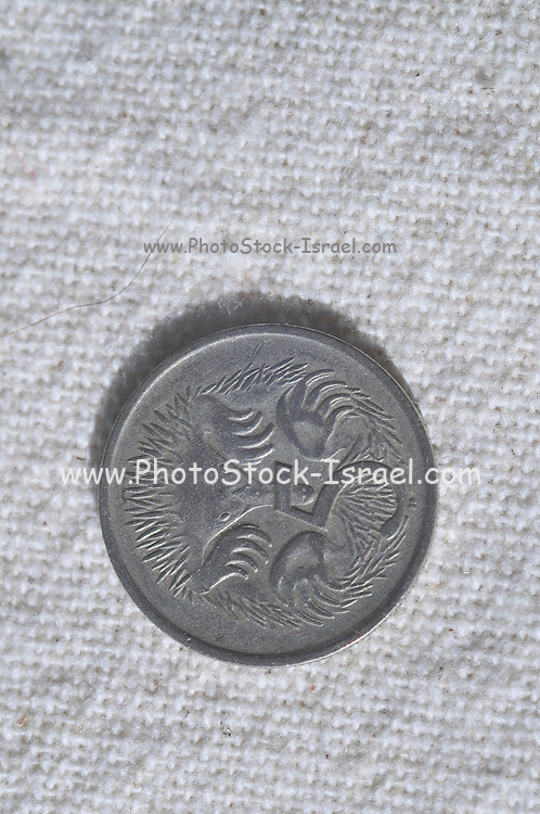 Australian Dollar 5 cents coin