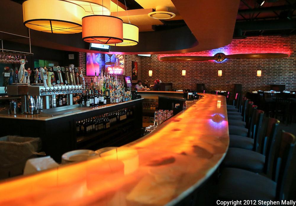 Zeppelins Bar & Grill, 5300 Edgewood Road NE, in Cedar Rapids on Monday, August 6, 2012.