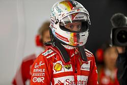 October 6, 2017 - Suzuka, Japan - Motorsports: FIA Formula One World Championship 2017, Grand Prix of Japan, .#5 Sebastian Vettel (GER, Scuderia Ferrari) (Credit Image: © Hoch Zwei via ZUMA Wire)