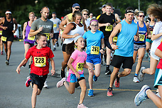 08/03/18 Blackberry Festival 5K