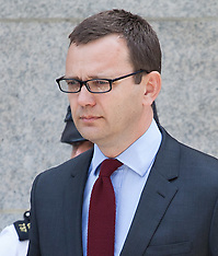 File photo - Andy Coulson released from prison