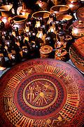 PERU, HIGHLANDS, MARKETS Pisac; famous rural craft market