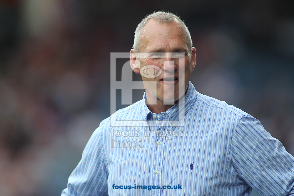 Andy Kelly (Stand in Coach) of Huddersfield Giants  during the Ladbrokes Challenge Cup Quarter Final at the John Smiths Stadium, Huddersfield<br /> Picture by Stephen Gaunt/Focus Images Ltd +447904 833202<br /> 23/06/2016