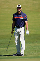 Former Auburn pitcher Tim Hudson during the Chick-fil-A Peach Bowl Challenge at the Ritz Carlton Reynolds, Lake Oconee, on Tuesday, April 30, 2019, in Greensboro, GA. (Paul Abell via Abell Images for Chick-fil-A Peach Bowl Challenge)