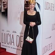 NLD/Amsterdam//20140330 - Filmpremiere Lucia de B. ,
