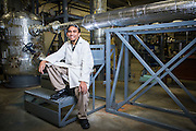 Ohio University PhD candidate Najmiddin Yaakob photographed Thursday, November 6, 2014 in the Corrosion Institute. Yaakob, from Malaysia, was recently award the Perdana Scholarship.