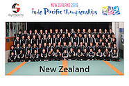 INDO - NZ TEAM PICS