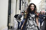 Street style Paris- Women Winter 7 March 2017
