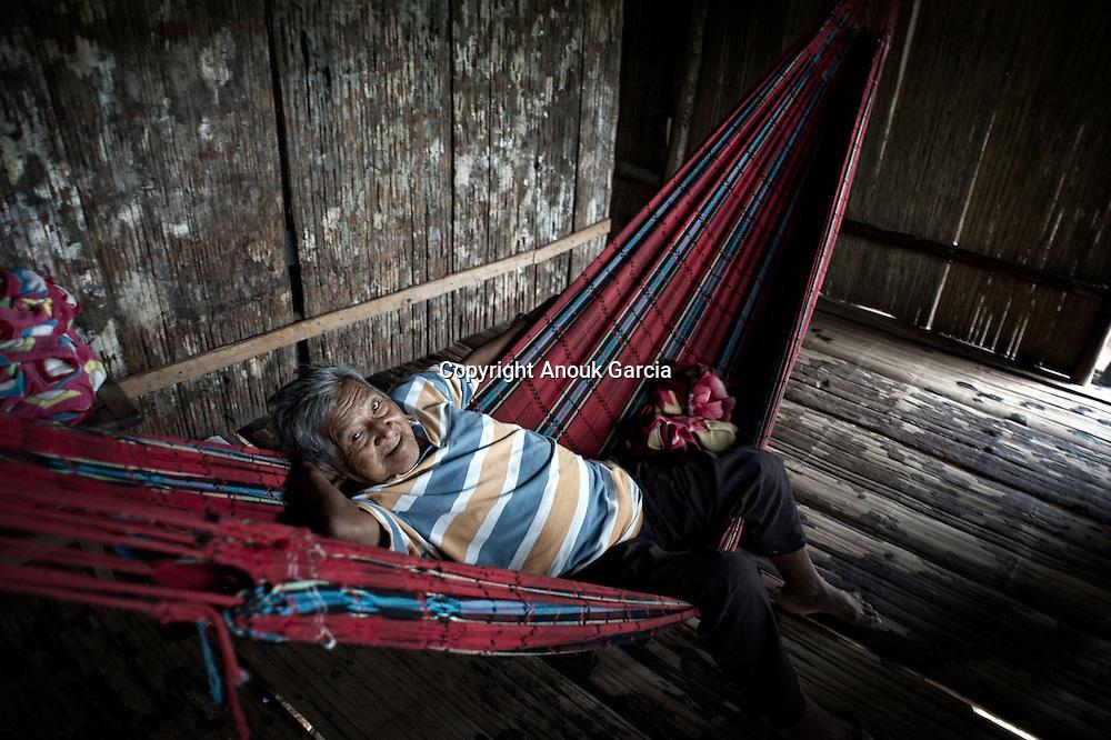 Yawarani 100 ans grand, chaman Yawanawa