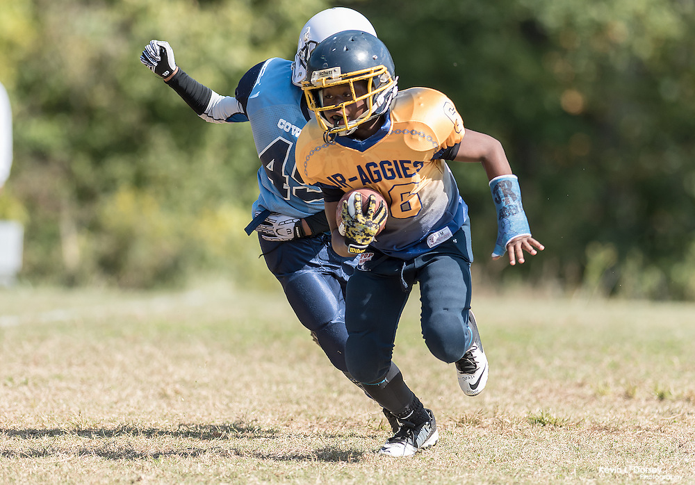 2016 Carolina Cowboys vs Greensboro Jr Aggies