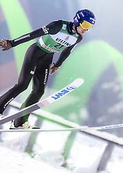February 8, 2019 - Lahti, Finland - Maciej Kot participates in FIS Ski Jumping World Cup Large Hill Individual training at Lahti Ski Games in Lahti, Finland on 8 February 2019. (Credit Image: © Antti Yrjonen/NurPhoto via ZUMA Press)