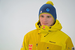 11.11.2014, MOC, München, GER, Snowboard Verband Deutschland, Einkleidung Winterkollektion 2014, im Bild Maximilian Stark // during the Outfitting of Snowboard Association Germany e.V. Winter Collection at the MOC in München, Germany on 2014/11/11. EXPA Pictures © 2014, PhotoCredit: EXPA/ Eibner-Pressefoto/ Buthmann<br /> <br /> *****ATTENTION - OUT of GER*****