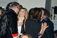 Julie Gayet et SAR Prince Laurent lors de la cinquième cérémonie des Magritte du cinéma belge. De nombreuse personnalités du cinéma étaient présentes pour cette édition. Notamment Julie Gayet, Pierre Richard (Magritte d'Honneur), François Damiens, Thierry Lhermitte mais également SAR le Prince Laurent et la Princesse Claire de Belgique