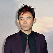 James Wan Arrivers at Aquaman - World Premiere at Cineworld Leicester Square on 26 November 2018, London, UK.