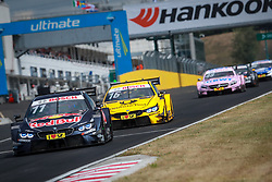 June 17, 2017 - Budapest, Hungary - Motorsports: DTM race Budapest, Saison 2017 - 3. Event Hungaroring, HU, # 11 Marco Wittmann (GER, BMW Team RM, BMW M4 DTM), # 16 Timo Glock (GER, BMW Team RMR, BMW M4 DTM) (Credit Image: © Hoch Zwei via ZUMA Wire)