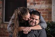 Alejandro and Hadley Engagement | New Bern NC Photographers