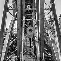 Wennerbrücke B&W