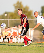 August 28, 2010: The Baker University Wildcats play against the Oklahoma Christian University Eagles on the campus of Oklahoma Christian University.