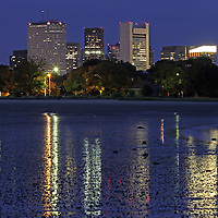 Boston skyline photography from New England and Boston based fine art photographer Juergen Roth showing landmarks such as One State Street and One International Place captured on a twilight night.<br /> <br /> This photo image from the photos of Boston gallery is available as museum quality photography prints, canvas prints, acrylic prints or metal prints. Prints may be framed and matted to the individual liking and wall decoration needs:<br /> <br /> http://juergen-roth.artistwebsites.com/featured/one-state-street-and-boston-downtown-juergen-roth.html<br /> <br /> Good light and happy photo making!<br /> <br /> My best,<br /> <br /> Juergen<br /> http://www.exploringthelight.com<br /> http://www.rothgalleries.com<br /> @NatureFineArt<br /> http://whereintheworldisjuergen.blogspot.com/<br /> https://www.facebook.com/naturefineart