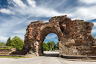 Diocletianopolis was an ancient Roman town in the region of Thrace, nowadays the town of Hisarya in Bulgaria.