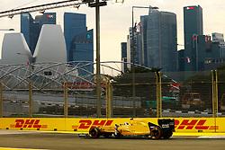 September 16, 2016 - Singapur, Singapur - Motorsports: FIA Formula One World Championship 2016, Grand Prix of Singapore, .#30 Jolyon Palmer (GBR, Renault Sport Formula 1 Team) (Credit Image: © Hoch Zwei via ZUMA Wire)