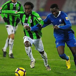 20100217: Footbal-Soccer -  GER, 2. FBL, Karlsruher SC vs 1860 Muenchen