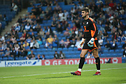 Chesterfield goalkeeper Richard O'Donnell during the Pre-Season Friendly match between Chesterfield and Rotherham United at the b2net stadium, Chesterfield, England on 25 July 2017. Photo by John Potts.