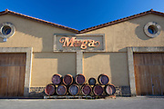 Bodegas Muga winery at Haro in La Rioja province of Northern Spain