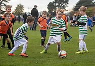 UNISON - Kids football, Napier, - Hawkes Bay, New Zealand, 02 June 2018. Photo by John Cowpland / alphapix