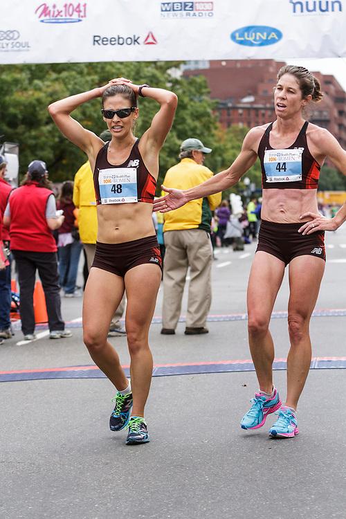 Tufts Health Plan 10K for Women, Leah Rosenfeld, Trina Painter