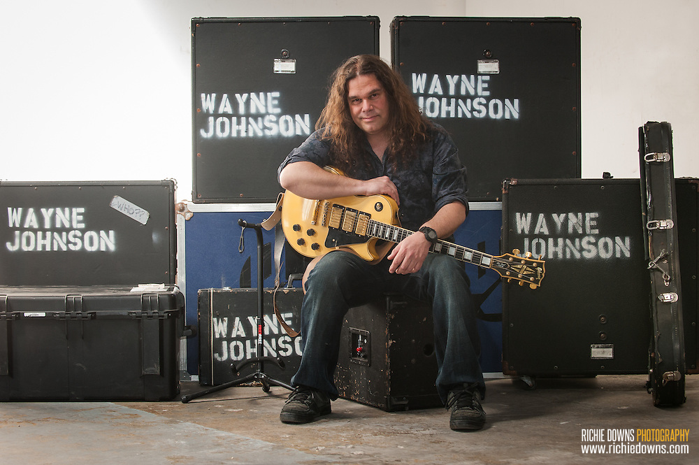 Musician Wayne Johnson in MD. (Photos copyright ©  Richie Downs).