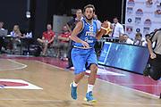 17 Agosto 2013 Torneo di Anversa Belgio<br /> ITALIA vs BELGIO : MARCO BELINELLI<br /> Foto Ciamillo