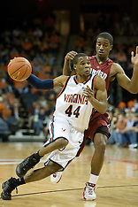 20070107 - Stanford at Virginia - NCAA Men's Basketball
