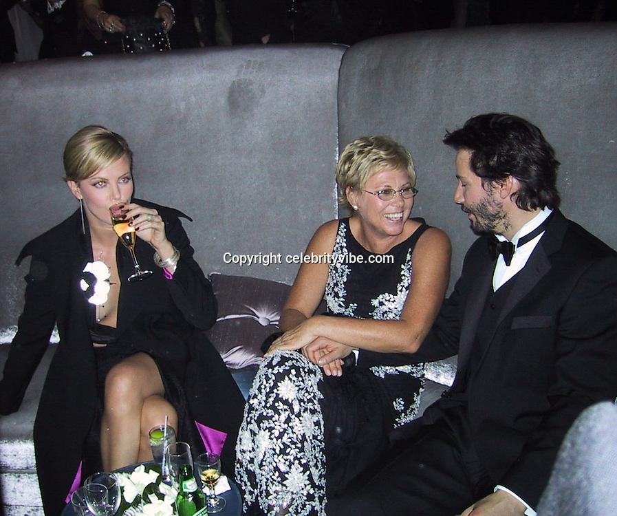 Style Magazine Post Golden Globe Party-2001, Beverly ...