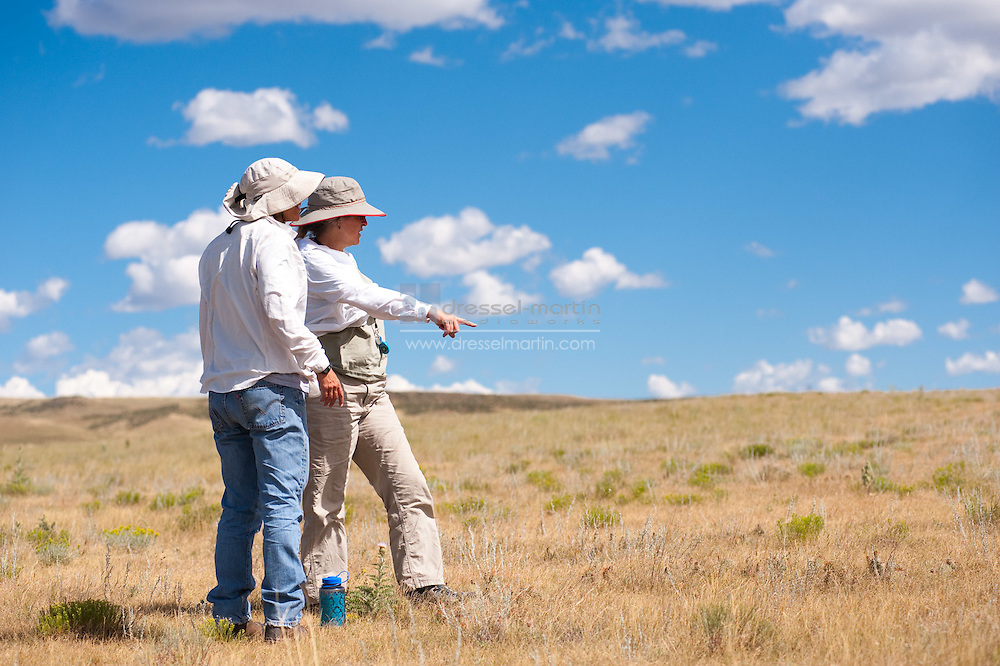 DBG plant collecting trip to Soapstone Ranch, norther Colorado.