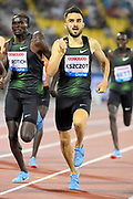 Adam Kszczot (POL) places fourth in the 800m in 1:4670 in the 2018 IAAF Doha Diamond League meeting at Suhaim Bin Hamad Stadium in Doha, Qatar, Friday, May 4, 2018. (Jiro Mochizuki/Image of Sport)