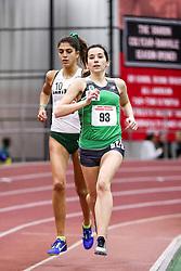 womens 3000 meters, heat 3, Battle Road TC, NB<br /> BU John Terrier Classic <br /> Indoor Track & Field Meet