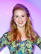 Caroline Sunshine attends the Disney Kids and Family Upfront 2011-12 at Gotham Hall in New York City on March 16, 2011.