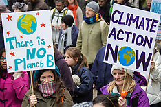 29 Nov 2015 - London joins the global protest against climate change.