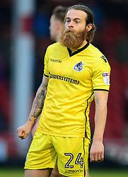 Stuart Sinclair of Bristol Rovers - Mandatory by-line: Alex James/JMP - 21/01/2017 - FOOTBALL - Banks's Stadium - Walsall, England - Walsall v Bristol Rovers - Sky Bet League One