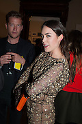 TALLULAH HARLECH, The private view for the RA summer exhibition party. Royal Academy, Piccadilly. London. 5 June 2013.