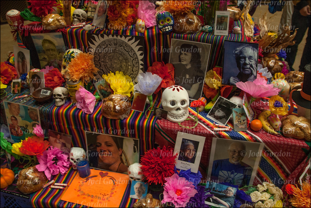 Day of the Dead (Spanish: D&iacute;a de Muertos) <br />