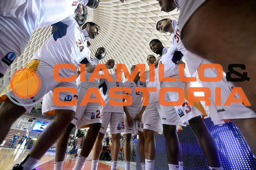 DESCRIZIONE : Eurocup 2014/15 Acea Roma Ewe Basket Oldenburg<br /> GIOCATORE : Team<br /> CATEGORIA : Pregame<br /> SQUADRA : Acea Roma<br /> EVENTO : Eurocup 2014/15<br /> GARA : Acea Roma Ewe Basket Oldenburg<br /> DATA : 12/11/2014<br /> SPORT : Pallacanestro <br /> AUTORE : Agenzia Ciamillo-Castoria /GiulioCiamillo<br /> Galleria : Acea Roma Ewe Basket Oldenburg<br /> Fotonotizia : Eurocup 2014/15 Acea Roma Ewe Basket Oldenburg<br /> Predefinita :
